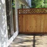 Back door - patio